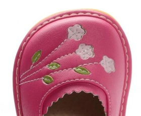 Florence - Hot Pink - toddler shoes