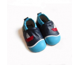 Sailing - softies - baby shoes