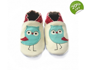 Ruru - soft soled - baby shoes