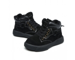 Dozer - Black - toddler boots