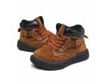 Dozer - Brown - toddler boots