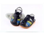 Dune - Navy - Toddler Sandals