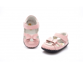 Emma - pink - baby shoes