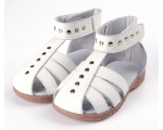 Rock About - white - toddler shoes - kids shoes