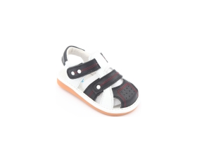 Tumble - Black/White - Toddler Boys Sandals