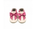 Pretty in Pink - softies - baby shoes