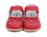 Sweetie - red - toddler shoes