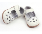 Sweetie - white - toddler shoes