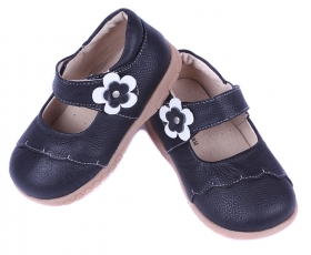Lacey - black - toddler shoes - kids shoes