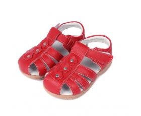 Petal - red - toddler shoes - kids shoes
