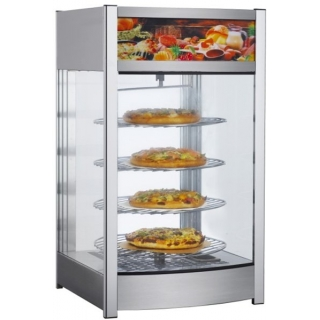 Rotating Food Display W..