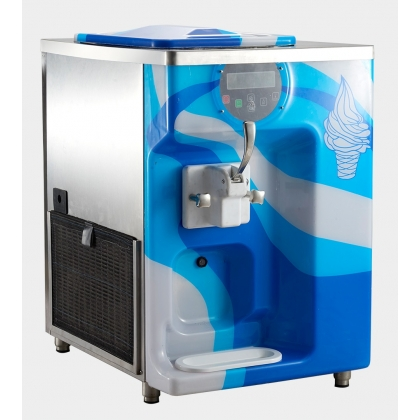 AS111 Air Cooling - Air Pump - Single Flavor-Counter Top Machine