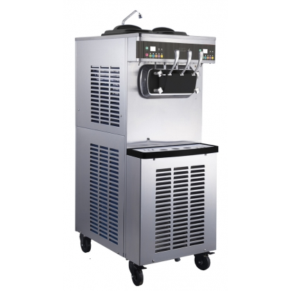 HG970 Air Cooling - Gravity - Twin Twist - Vertical Machine