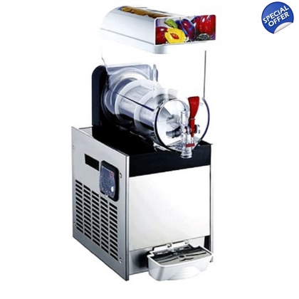 Slush Freezer Granita Dispenser 15L
