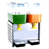 Drink Dispenser Mixing 2x18L
