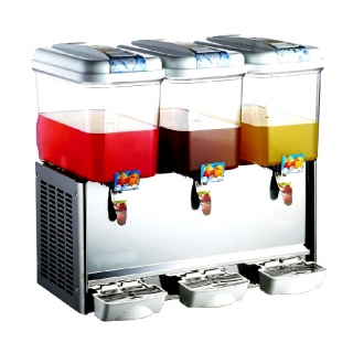 Drink Dispenser Spraying 3x18L