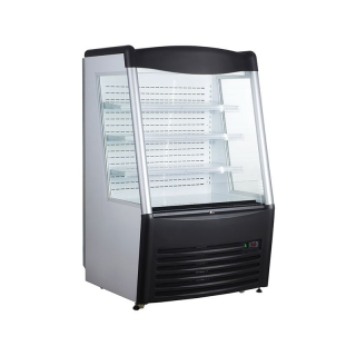 Open Display Fridge