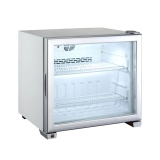 Heating Glass Door Freezer
