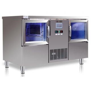 Counter Ice Cube Machine 204Kg