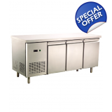 Bakery Table Refrigerator 3 Door