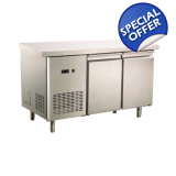 Bakery Table Freezer 2 Door