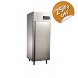 Kitchen Freezers Inox 1 Door