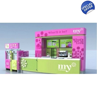 A3 Modular Yogurt Shop