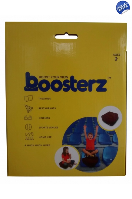 60 Boosterz Retail packs