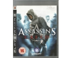Assassins Creed - Used - Playstation 3