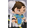 Street Fighter Plush Chun-Li 30 cm