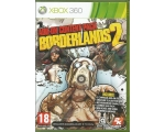 Borderlands 2 Add-on Content Pack - New - Xbox 360