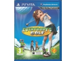 Everybody's Golf - Used - PS Vita