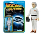 Back to the Future ReAction Action Figure Doc Br..