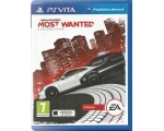 Need for Speed Most Wanted - new - PS Vita