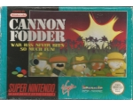 Cannon Fodder - Used - SNES