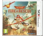 Disney Planes Fire & Rescue - Used - Nintendo 3DS