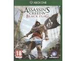 Assassins Creed IV Black Flag - Used - Xbox One