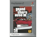 Grand Theft Auto III Platinum - Used - Playstati..