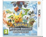 Pokemon Mystery Dungeon Gates to Infinity - Used..