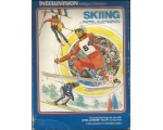 Skiing - Used - Intellivision