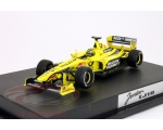 Hot Wheels 1:43 Jordan EJ10 No. 5 H.H.Frenzen Di..