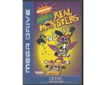AAAHH!! Real Monsters - Used - Sega Mega Drive
