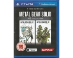 Metal Gear Solid HD Collection - new - PS Vita