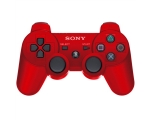 Playstation 3 Official Dual Shock Controller Red..