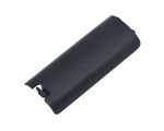 Wii Black Battery Cover