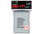 Ultra Pro Clear pro-Fit Deck Protectors - 100 Sl..