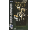 Wzorld Cup Golf - Used - Sega Saturn