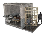 The Walking Dead Lower Prison Cell Construction ..