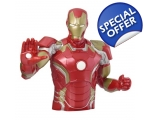 Marvel Avengers 2 Iron Man Money Bank