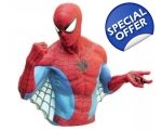 Marvel Spiderman Money Bank